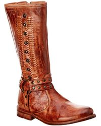 Bed Stu - Selina Leather Boot - Lyst