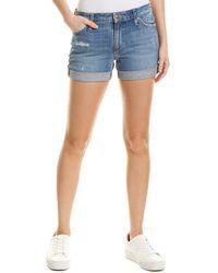 Joe's Jeans Lannah Bermuda Short - Blue