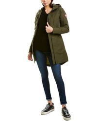 Canada Goose Brossard Jacket - Green