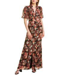 Ba&sh Hide Maxi Dresses - Black