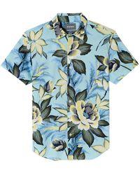 Bonobos Slim Fit Riviera T-shirt - Blue