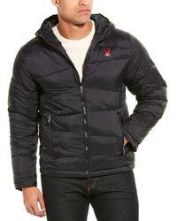 Spyder Nexxus Puffer Jacket - Black