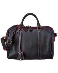 Louis Vuitton Navy Leather Sofia Coppola Pm - Blue