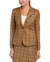 Brooks Brothers - Wool Jacket - Lyst