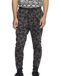 Nike Sportswear Tech Fleece Jogger Pant - Grey