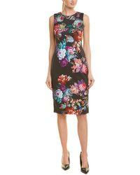 Adrianna Papell - Glorious Garden Dress - Lyst