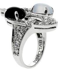BVLGARI Bulgari 18k 1.50 Ct. Tw. Diamond Ring - Multicolor