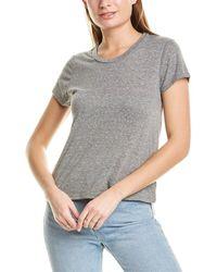 Lacausa Frank T-shirt - Grey