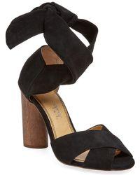 d4e047151a7 Lyst - Splendid Johnson High Heel Sandal in Brown