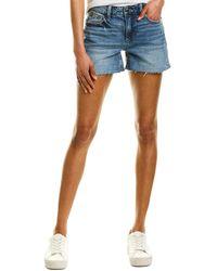 Joe's Jeans Basel Cut Off Short - Blue