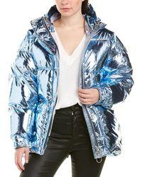 Ienki Ienki Michlin Puffer Jacket - Blue