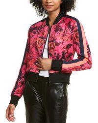 Pam & Gela Crop Jacket - Pink