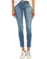 Baldwin Denim Jeans Sophia Mineral Skinny Leg - Blue