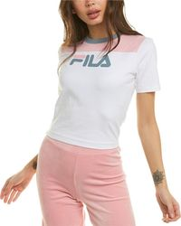 Fila Makya T-shirt - Pink