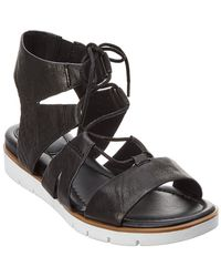 Söfft - Madera Leather Sandal - Lyst