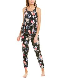 Flora Nikrooz 2pc Pyjama Pant Set - Black