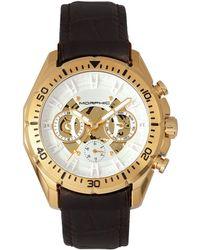 Morphic M66 Series Watch - Metallic