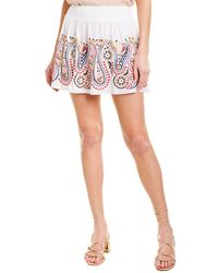 Ramy Brook Maelen Skirt - White