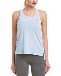 Nike Miller Tank - Blue