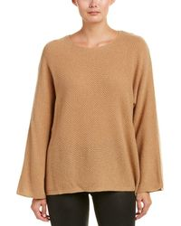 The Kooples - Textured Cashmere Sweater - Lyst