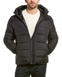 Cole Haan City Down Coat - Black