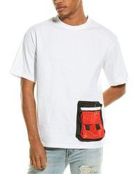 American Stitch T-shirt - White