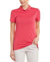 Nike Dry Polo Shirt - Pink