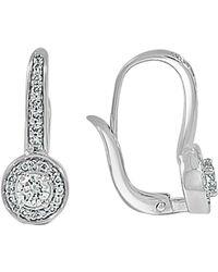 Sabrina Designs - 14k 0.58 Ct. Tw. Diamond Earrings - Lyst