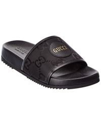 Gucci Off The Grid Slide - Black
