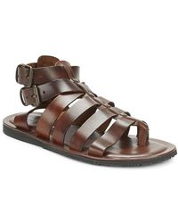 Saks Fifth Avenue - Leather Gladiator Sandals - Lyst