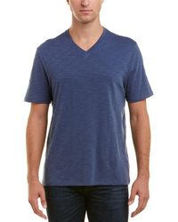 Vince V-neck T-shirt - Blue
