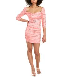 ATOIR Tired Of Love Mini Dress - Pink