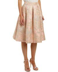 Eliza J - A-line Skirt - Lyst