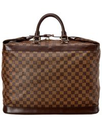 Louis Vuitton Damier Ebene Canvas Grimaud - Brown