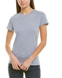 Vince Essential T-shirt - Blue