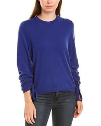 Autumn Cashmere Cashmere Sweater - Blue