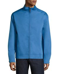 Peter Millar - Crown Soft Bomber Jacket - Lyst