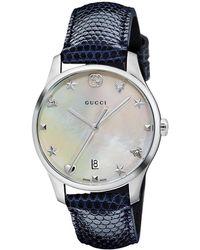 Gucci Women's G-timeless Watch - Multicolour