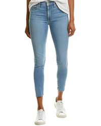 Joe's Jeans High-rise Duxbury Skinny Crop Jean - Blue