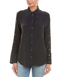Equipment - Brayden Silk Shirt - Lyst