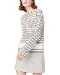 Club Monaco Laynie Wool-blend Sweater - Gray