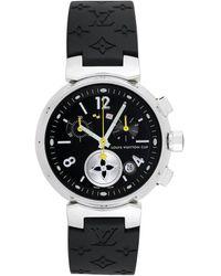 Louis Vuitton Louis Vuitton Tambour Watch, Circa 2000s - Metallic