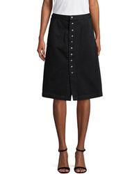 M.i.h Jeans Sonning Skirt - Black