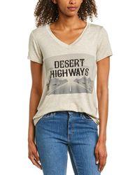 Wanderlux Desert Highways T-shirt - Multicolour