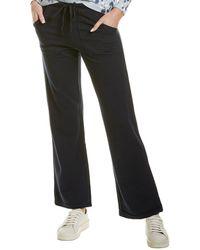 XCVI Fleece 224 Pant - Blue