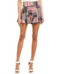 Raga Gigi Mini Skirt - Pink