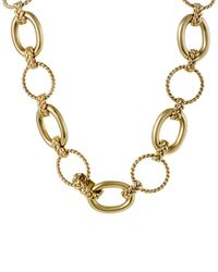 Cartier Cartier 18k Necklace - Metallic