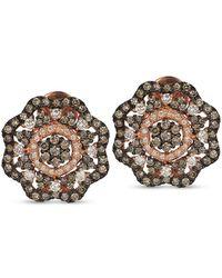 Le Vian 14k 1.60 Ct. Tw. Diamond Earring - Multicolour