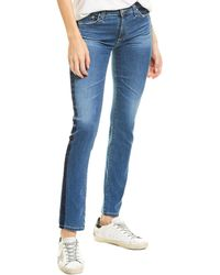 AG Jeans The Prima 14 Years Blue Nile Cigarette Leg