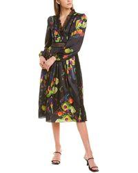 Cynthia Rowley Krystal Maxi Dress - Black